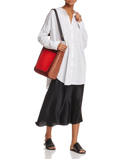 Eileen Fisher - Shirt, Vince Skirt & More