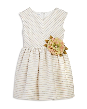 Pippa  Julie Girls Striped Dress  Little Kid