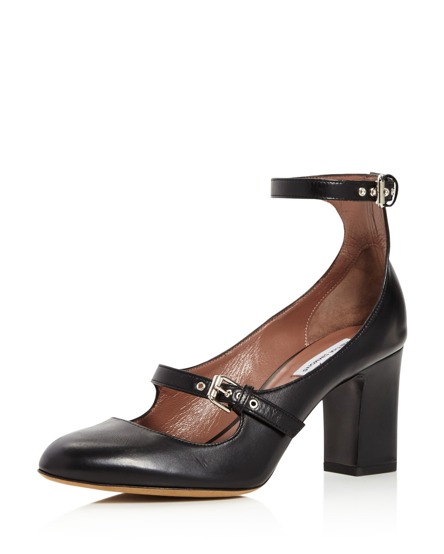 Tutu pumps - Black Tabitha Simmons E1BgyR85Yi