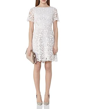 Reiss Eleania Lace Dress