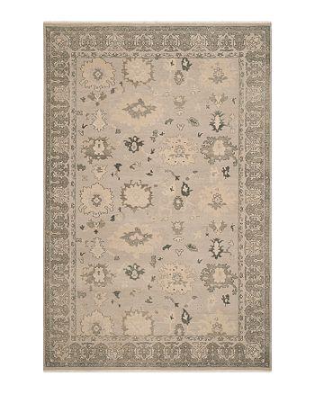 SAFAVIEH - Oushak Collection - Harrogate Area Rug, 6' x 9'