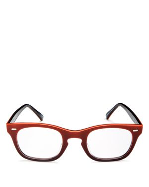 Corinne Mccormack Toni Rectangle Readers, 48mm