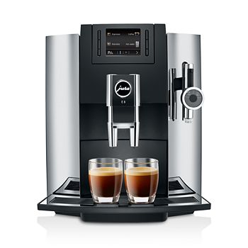 Capresso - E8 Super Automatic Coffee Maker