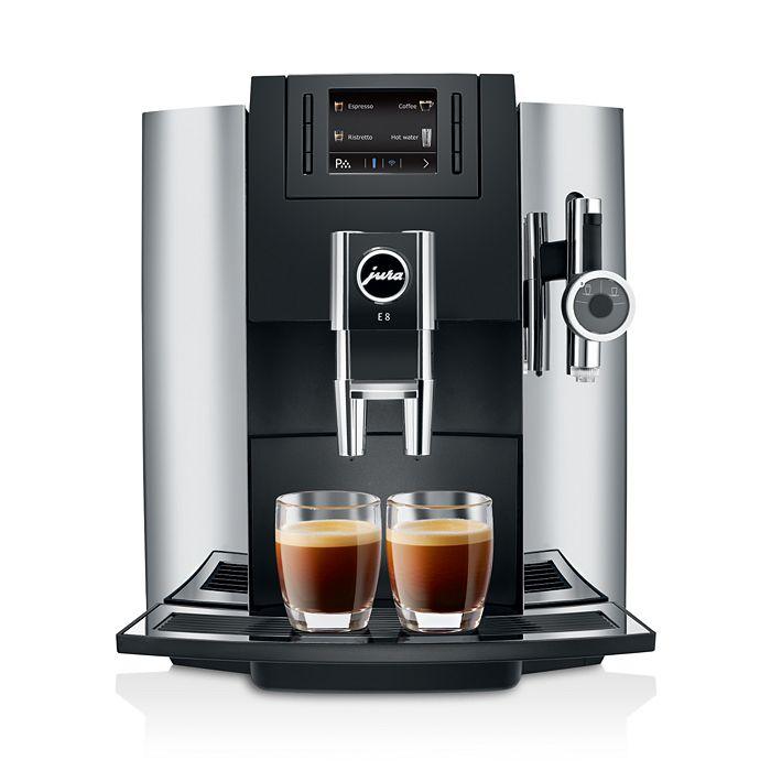Jura - E8 Super Automatic Coffee Maker