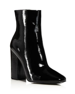 Kendall and Kylie Haedyn Patent Leather Booties