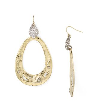 Alexis Bittar Pod Rocky Drop Earrings - 100% Exclusive