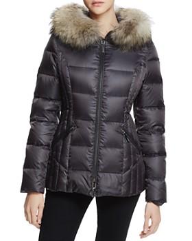 Dawn Levy - Nikki Fur Trim Short Down Coat