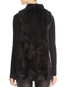 Maximilian Furs - Mink Fur Vest - 100% Exclusive