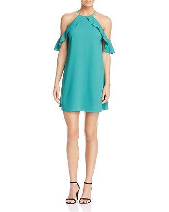 Cooper & Ella - Saga Cold-Shoulder Dress - 100% Exclusive