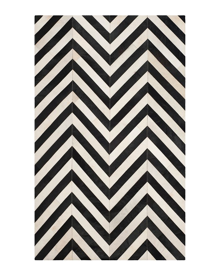 SAFAVIEH - Studio Leather Area Rug, 4' x 6'