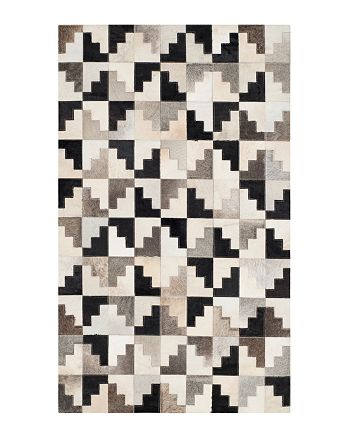 SAFAVIEH - Studio Leather Area Rug, 3' x 5'