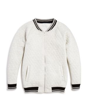 Sovereign Code Boys' Conrad Quilted Bomber Jacket - Little Kid, Big Kid thumbnail