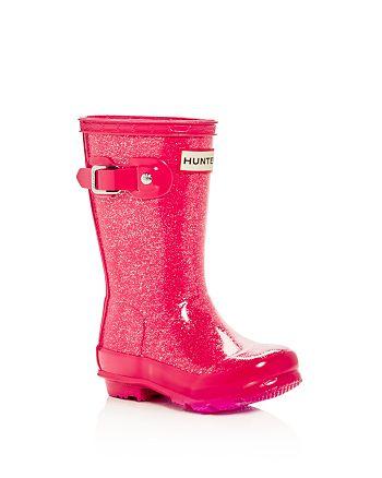 Hunter Girls Glitter Rain Boots Toddler Bloomingdale S