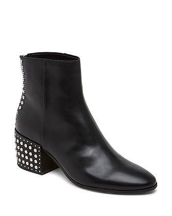 Dolce Vita - Women's Mazey Studded Leather Booties