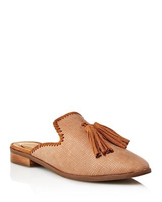 Jack Rogers Delaney Leather Mules mNGfCb
