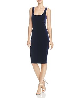 Bardot Velvet Tank Dress
