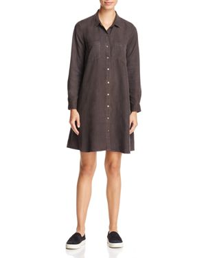 Eileen Fisher A-Line Shirt Dress