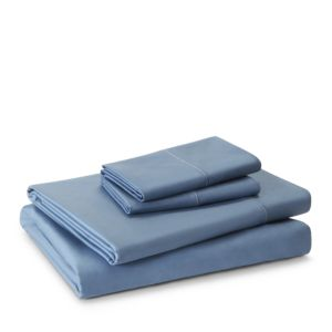 Oake 525TC Solid Sheet Set, King - 100% Exclusive