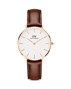 Daniel Wellington Classic Petite Leather Watch, 32mm - Bloomingdale's_0