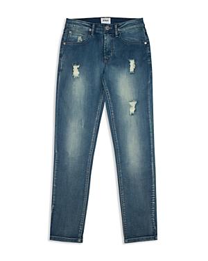 Hudson Boys Jagger Slim Straight Jeans  Little Kid