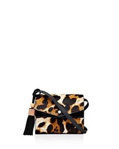 Elizabeth and James Eloise Field Leopard Print Calf Hair Crossbody - Bloomingdale's_0