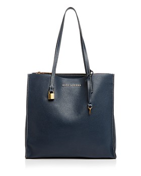 MARC JACOBS - The Grind East West Leather Tote ... 7ba8bbc7d46d