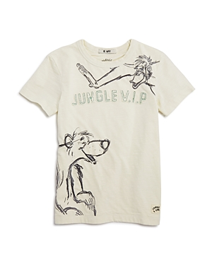 Courage & Kind Boys' The Jungle Book Jungle V.i.p. Tee, Little Kid - 100% Exclusive