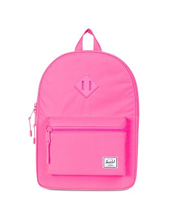 888f4efe1a Herschel Supply Co. Girls  Heritage Youth Reflective Backpack ...