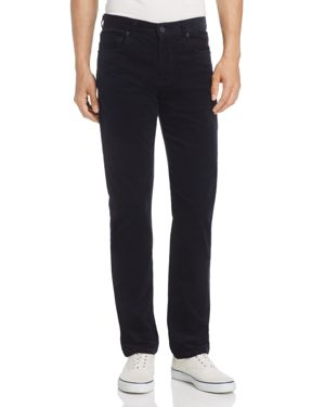 Vince Stretch Corduroy Slim Fit Pants