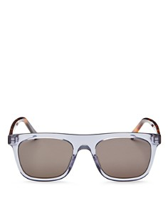 Dior - Men's Walk Flat Top Square Sunglasses, 50mm