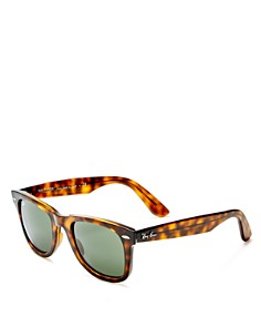 Ray-Ban - Unisex Wayfarer Square Sunglasses, 50mm
