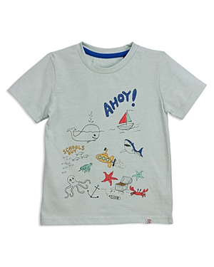 Sovereign Code Boy's Under the Sea Tee - Little Kid