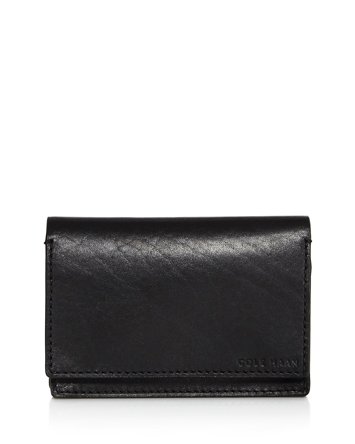 Cole Haan Washington Grand Leather Card Case | Bloomingdale\'s