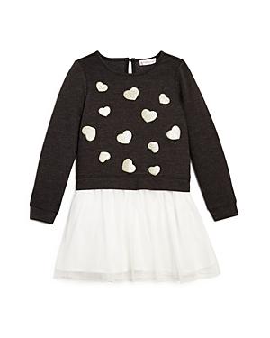 Design History Girls Sweater Tutu Dress  Little Kid