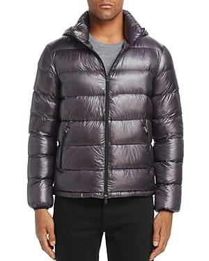 Herno Dernier Hooded Down Jacket