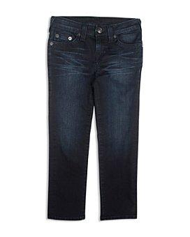 True Religion - Boys' Geno Slim Straight Jeans - Little Kid, Big Kid