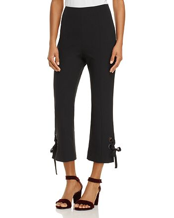 Finders Keepers - Unbelievers Lace-Up Hem Pants