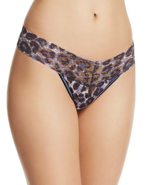 Hanky Panky Mysterious Low-Rise Thong
