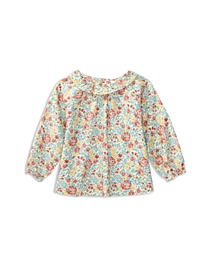 Ralph Lauren Childrenswear Girls' Printed Floral Top - Baby