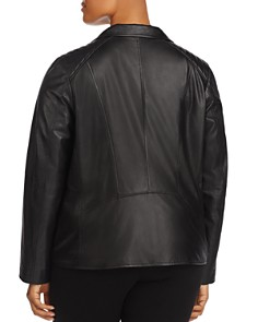 Marc New York Plus - Fabiana Leather Jacket