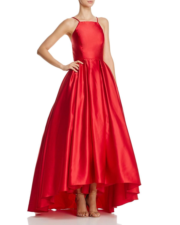 Avery G Highlow Gown Bloomingdales