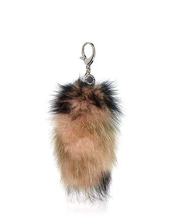 Rebecca Minkoff - Fox Tail Bag Charm