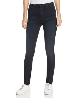 Frame Le High Skinny Jeans in Byxbee