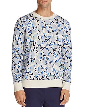 WeSC Miles Graphic Animal Print Sweatshirt
