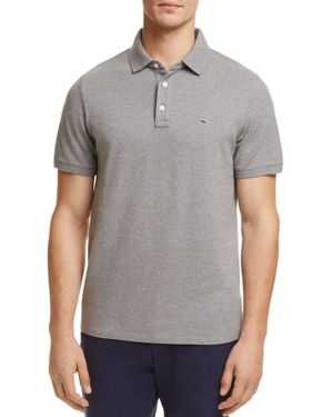 Vineyard Vines Stretch Pique Classic Fit Polo