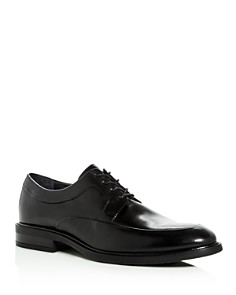 Cole Haan - Men's Hartsfield Leather Apron Toe Oxfords