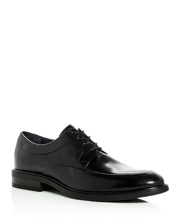 Cole Haan - Men's Hartsfield Leather Apron Toe Oxfords