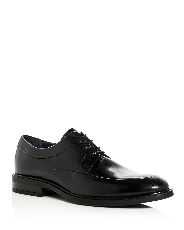 Cole Haan Men's Hartsfield Leather Apron Toe Oxfords