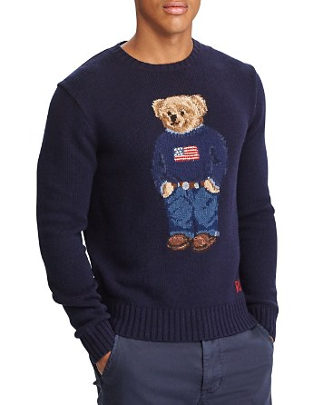$Polo Ralph Lauren Iconic Polo Bear Sweater - Bloomingdale's