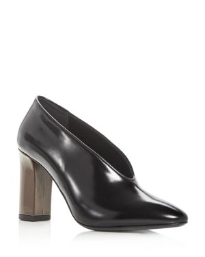 Via Spiga Women's Baran Leather Pumps
